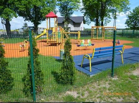 realizacje plac zabaw