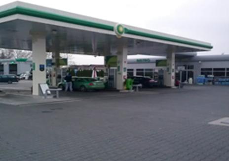realizacje stacja paliw